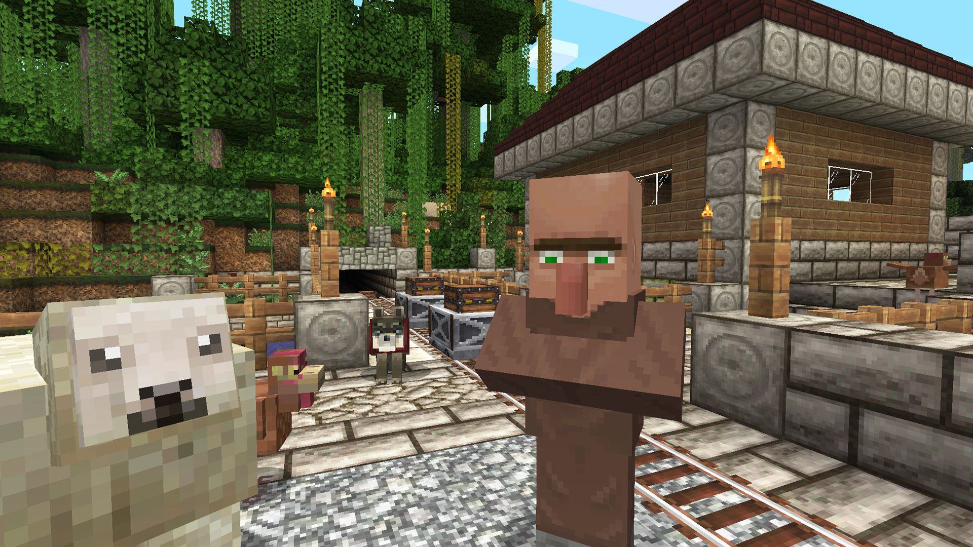 Buy Minecraft Natural Texture Pack - Microsoft Store