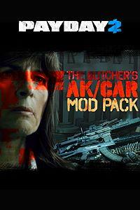 Carátula del juego PAYDAY 2: CRIMEWAVE EDITION - Butcher's Mod Pack de Xbox One