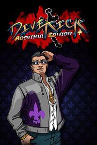 Carátula para el juego Divekick de Xbox 360