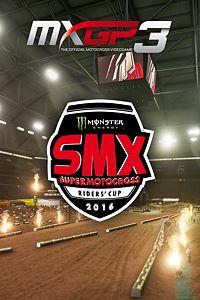 Carátula del juego MXGP3 - Monster Energy SMX Riders Cup