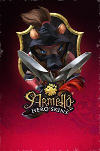 Carátula del juego Armello - Night Sister Zosha Hero Skin