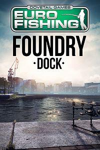 Carátula del juego Euro Fishing: Foundry Dock