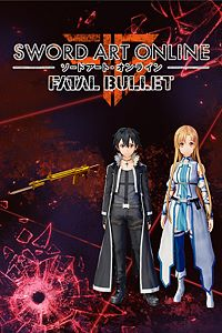 Carátula del juego SWORD ART ONLINE: FATAL BULLET ALO Costume and Weapon Pack