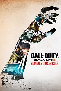 Carátula del juego Call of Duty: Black Ops III - Zombies Chronicles