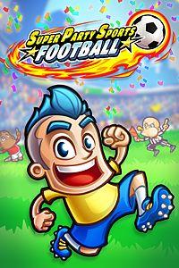 Carátula para el juego Super Party Sports: Football de Xbox 360