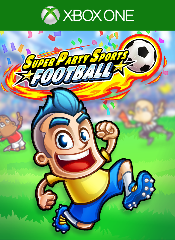 Super Party Sports Football boxshot