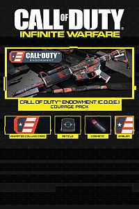 Carátula del juego Call of Duty: Infinite Warfare - C.O.D.E. Courage Pack