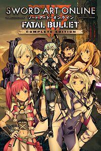 Carátula para el juego SWORD ART ONLINE: FATAL BULLET Complete Edition de Xbox 360