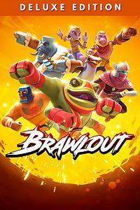 Carátula del juego Brawlout Deluxe Edition