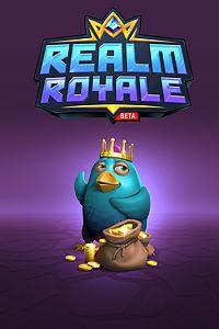 Carátula del juego 2,200 Realm Royale Crowns