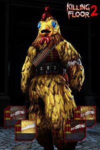 Carátula del juego Commando Chicken Bundle