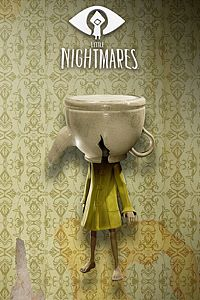 Carátula del juego Little Nightmares - Upside-down Teapot