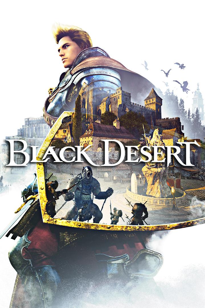 black desert download size xbox one