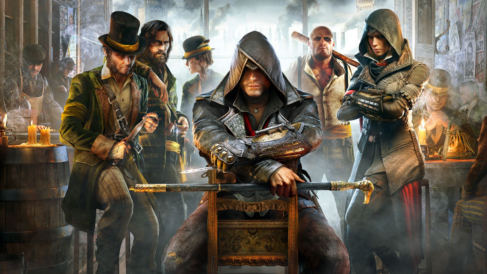 Assassin's Creed Syndicate PRE-ORDER