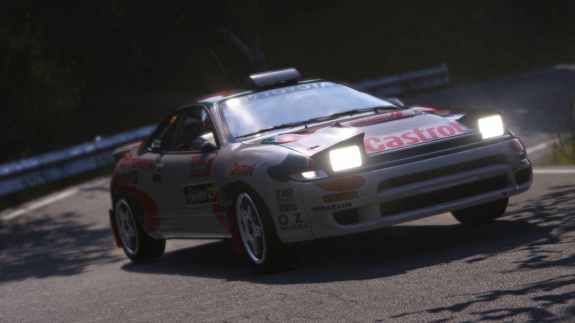 Sony Sebastien Loeb Rally EVO - PS4