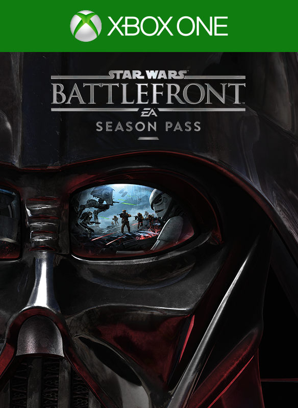 Star Wars Battlefront Season Pass boxshot