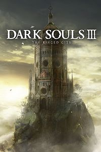 Carátula del juego DARK SOULS III : The Ringed City