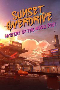 Carátula del juego Sunset Overdrive and the Mystery of the Mooil Rig! de Xbox One