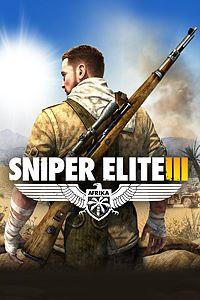 Carátula del juego Sniper Elite 3 de Xbox One