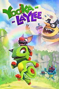 Carátula del juego Yooka-Laylee