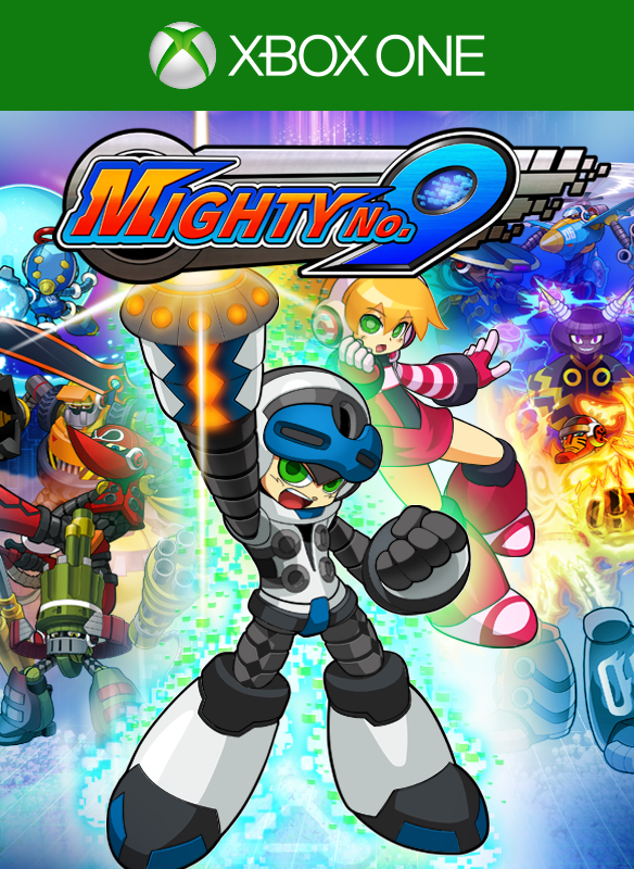 Mighty No. 9 boxshot