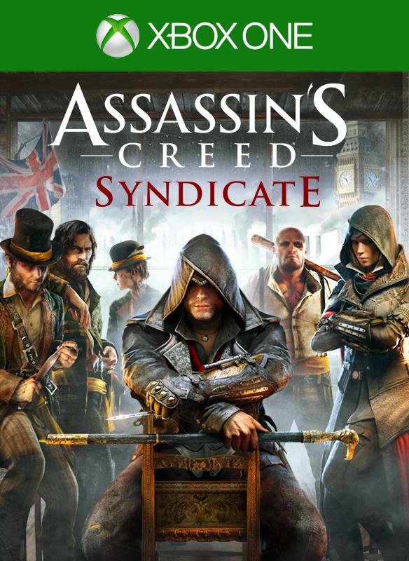 Assassin's Creed Syndicate boxshot