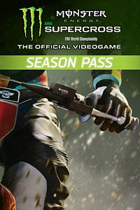 Carátula del juego Monster Energy Supercross - Season Pass