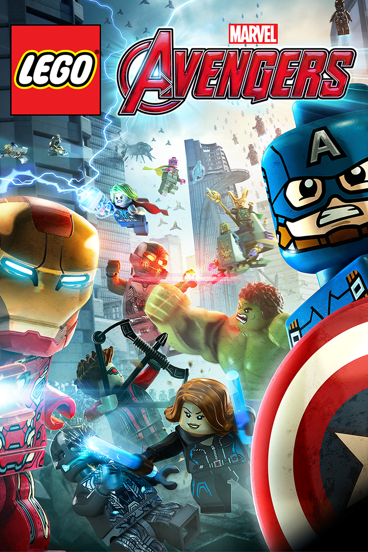 marvel lego the avengers