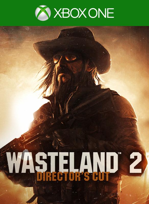 Wasteland 2 boxshot