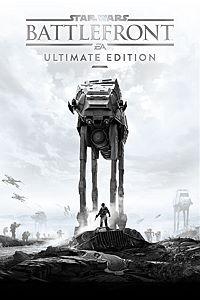 Carátula del juego STAR WARS Battlefront Ultimate Edition de Xbox One