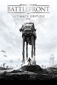 Carátula del juego STAR WARS Battlefront Ultimate Edition de Xbox One