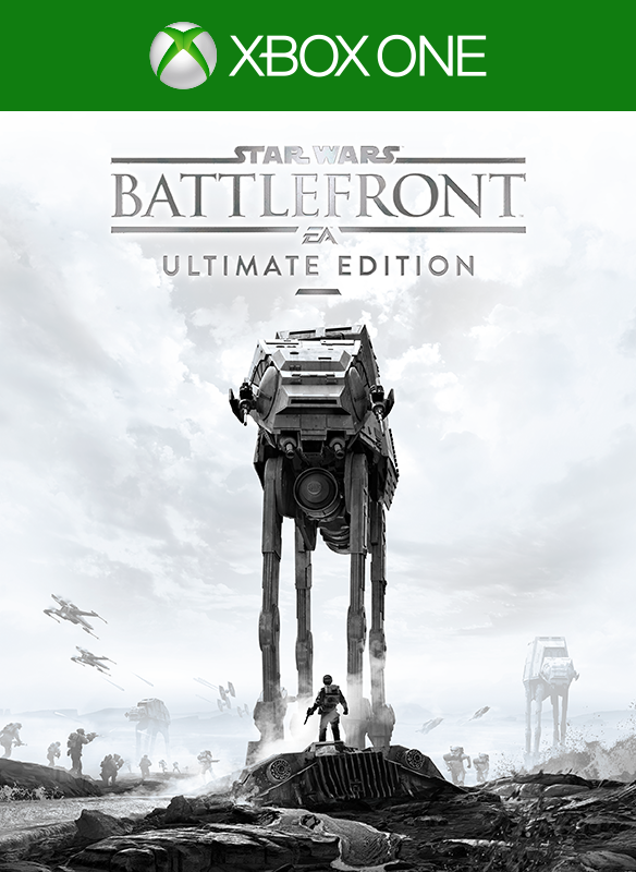 Star Wars Battlefront Ultimate Edition boxshot