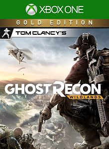 Tom Clancy's Ghost Recon®Wildlands - Gold Edition boxshot
