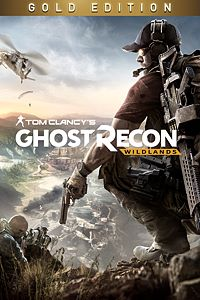Carátula del juego Tom Clancy's Ghost ReconWildlands - Gold Edition