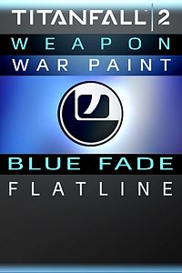 Carátula del juego Titanfall 2: Blue Fade Flatline