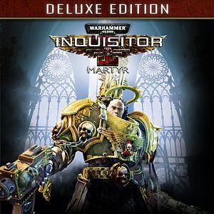 Warhammer 40,000: Inquisitor - Martyr Xbox One