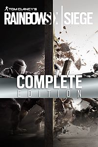 Carátula del juego Tom Clancy's Rainbow Six Siege Complete Edition Ticket