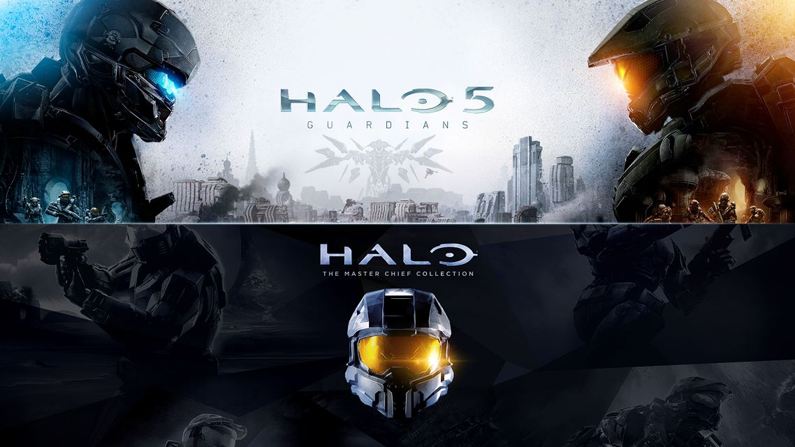 Halo: The Master Chief Collection + Halo 5: Guardians Bundle on Xbox One