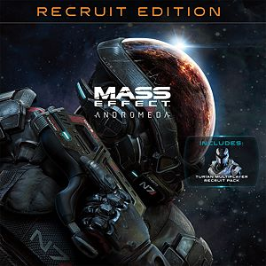 Mass Effect™: Andromeda – Standard Recruit Edition Xbox One
