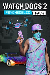 Carátula del juego Watch Dogs2 - Pyschedelic Pack de Xbox One