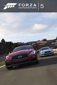 Carátula del juego Forza Motorsport 5 Infiniti Car Pack de Xbox One