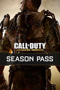 Carátula del juego Call of Duty: Advanced Warfare Season Pass de Xbox One