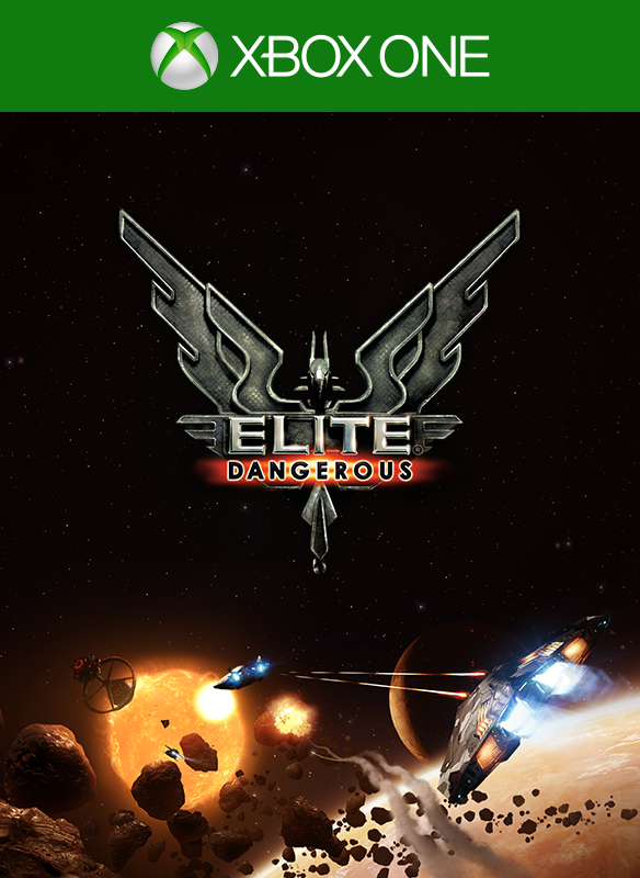 Elite Dangerous Standard Edition boxshot
