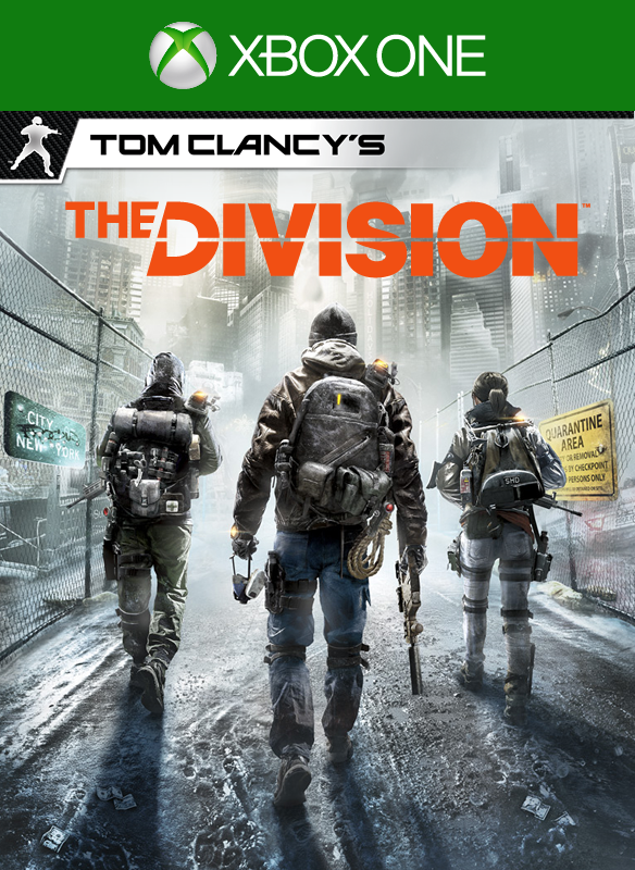 Tom Clancy's The Division boxshot