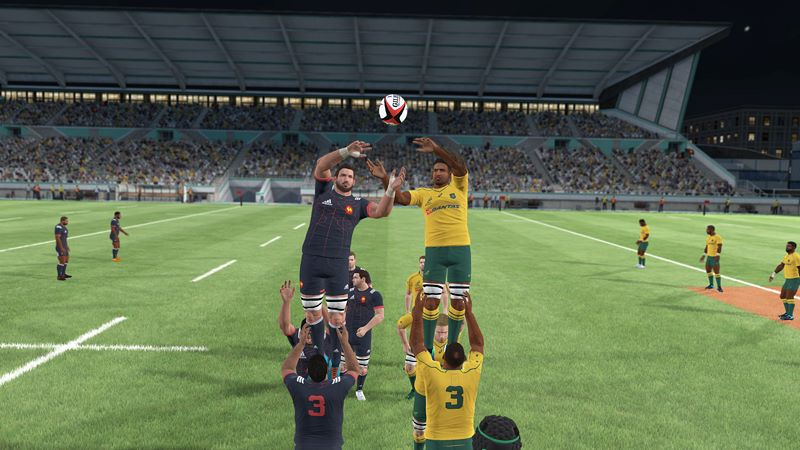RUGBY 18 Day One Edition Screenshot