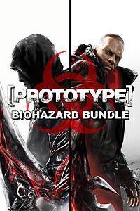 Carátula para el juego Prototype Biohazard Bundle de Xbox 360