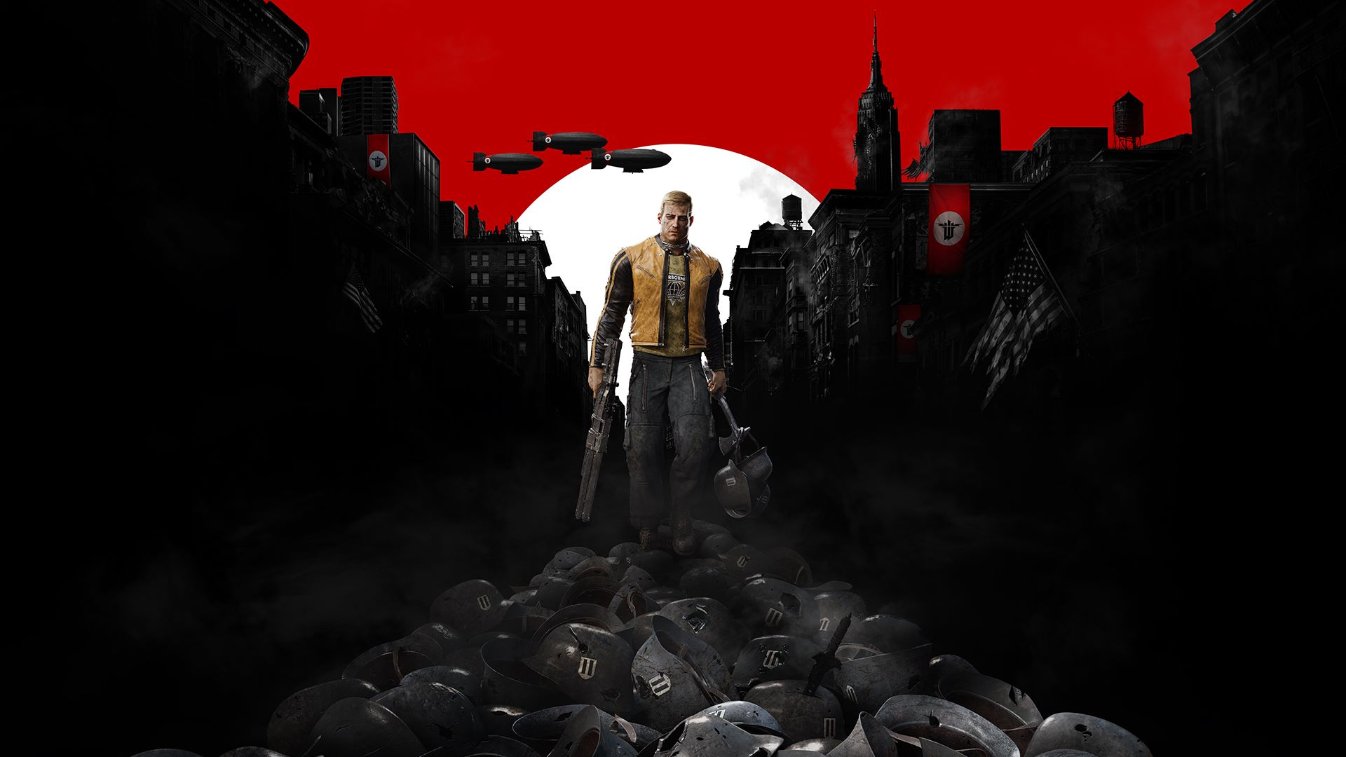 Image result for WOLFENSTEIN 2: THE NEW COLOSSUS