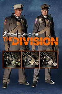 Carátula del juego Tom Clancy The Division Parade Pack