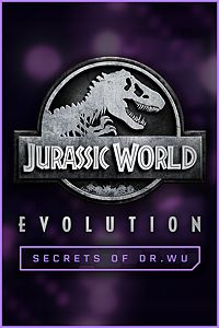 Carátula del juego Jurassic World Evolution: Secrets of Dr Wu