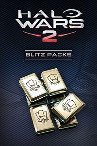 Carátula del juego Halo Wars 2: 9 Blitz Packs + 1 Free